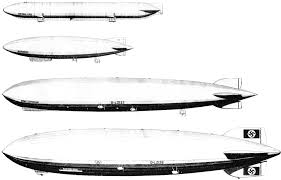 hindenburg statistics airships net