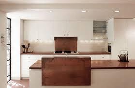 modern kitchen countertop ideas kitchen fresh kitchen countertop copper countertops butcher