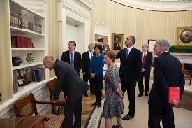 president obama welcomes america u0027s nine new nobel laureates to the
