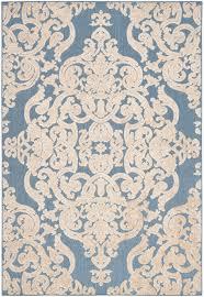 lark manor lievin blue indoor outdoor area rug wayfair