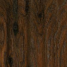 Bruce Laminate Flooring Reviews Bruce Hickory Homestead Brown 8 Mm Thick X 4 92 In Wide X 47 24