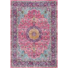 Pink Area Rugs Pink And Purple Area Rug 40 Trendy Interior Or Unique Area Rugs