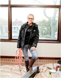 hgtv u0027s nicole curtis recommends artificial grass for pets