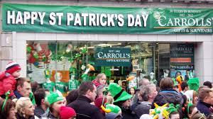 st patrick u0027s day parade 2016 irish celebration youtube