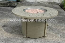 Gas Firepit Gas Firepit Table Chat Pit Table Bbq Grill Heater Fireplace