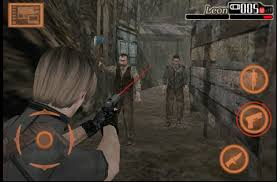 resident evil 4 apk app reviews resident evil 4 mobile edition hacked up