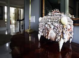 see shell decor home and garden postandcourier com