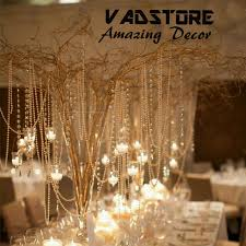 decorative branches with lights wedding lighted table decorative centerpiece wedding lighted table