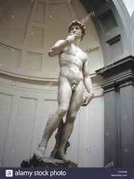 this statue biblical character david which now is housed