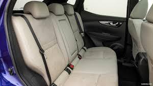2014 Nissan Qashqai Interior Rear Seats Hd Wallpaper 322