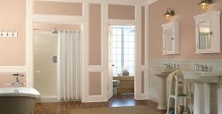 almond biscuit paint bathrooms pinterest behr bathroom and