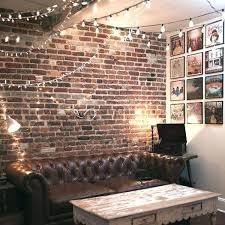 exposed brick wall lighting exposed brick wall best exposed brick ideas on brick interior seal