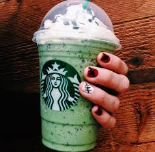 halloween coffee drinks interesting hand starbucks secret halloween drink is a franken