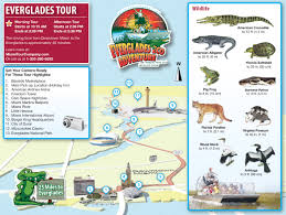 Miami City Map by Everglades Tour Map Miami Beach 411 Travel Store