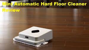 mint automatic floor cleaner review