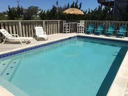 Nag Head Hammocks S Nags Head Semi Oceanfront Large Pool Tub Game Room New