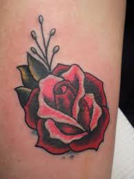 memorable rose tattoo 3 rose thigh tattoo on tattoochief com