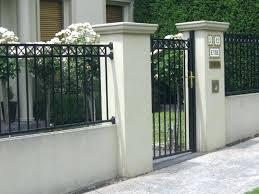 Garden Fence Ideas Design Fences Design Ideas Pictures Ganeas Top