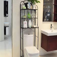 fashion wrought iron bathroom storage rack storage rack