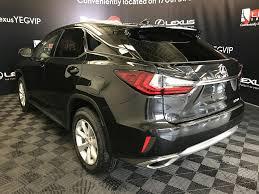 lexus rx 350 new new 2017 lexus rx 350 standard package 4 door sport utility in