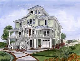 home plans with elevators 16 best coastal house plans the sater design collection images