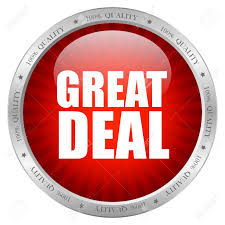 15559570 great deal icon vector illustration stock vector deal