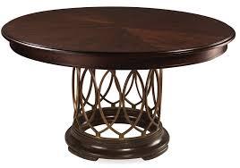 round dark wood pedestal dining table round dark wood dining table coryc me