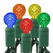 hls 34617 led multi color g12 lights length 24 ft