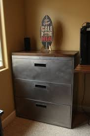 gray wood file cabinet little gray table new craft counter made from filing cabinets