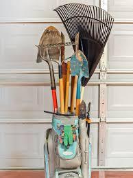 10 garage storage hacks to keep you organized hgtv u0027s decorating