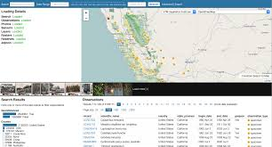 Berkeley Map Diving Into Ecosystem Data With Berkeley U0027s Ecoengine And