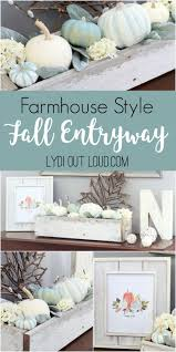 25 Best Ideas About Side Table Decor On Pinterest Hall by Best 25 Fall Entryway Ideas On Pinterest Fall Entryway Decor