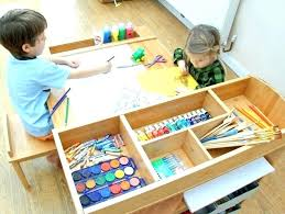kids play table with storage 8 best table storage images on table play large table x surface with