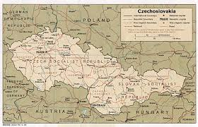 Map Of Texas Hill Country Czech Republic Maps Perry Castañeda Map Collection Ut Library