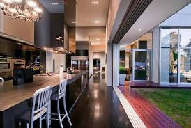 California Kitchen Design by Minimalist Home Design Luxury Home In California Nightingale