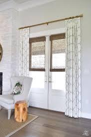 Patio Doors Curtains Curtain Curtain Holdbacks Kitchen Curtains For Doors Wide