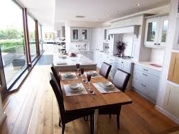 Kitchen Diner Extension Ideas Broadoak Painted Partridge Grey Kitchen Pinterest Partridge