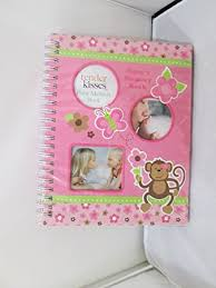 baby girl memory book tender kisses baby girl memory book baby