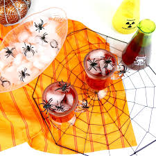 video easy halloween spider blood punch kid u0027s drink or alcoholic