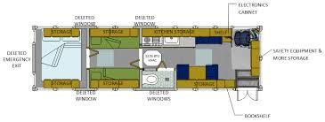 school bus floor plan school bus rv floor plans esprit home plan