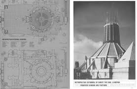 1967 june metropolitan cathedral by frederick gibberd and