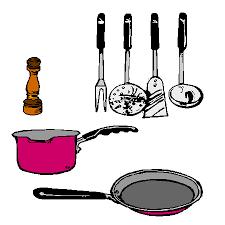 coloriage ustensiles de cuisine coloriage ustensiles cuisine