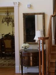 Skinny Foyer Table Foyer Mirror Houzz