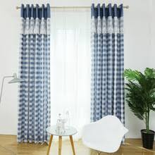 Lace For Curtains Online Get Cheap Blue Lace Curtains Aliexpress Com Alibaba Group