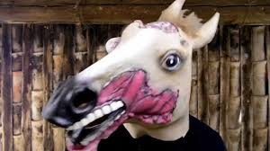 zombie horse head mask halloween masks trendyhalloween com