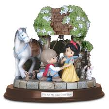 filmic light snow white archive snow white figurines from