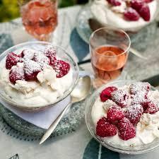 raspberry meringue trifles woman and home