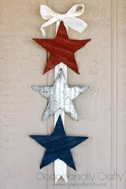 Pinterest Home Decor Crafts Best 25 Americana Crafts Ideas On Pinterest Patriotic Crafts