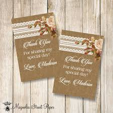burlap favor tags bridal shower favor tags printable burlap and