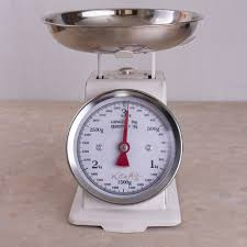 Vintage Kitchen Scales Cottage Flower Vintage Scales Cookware Shop By Product